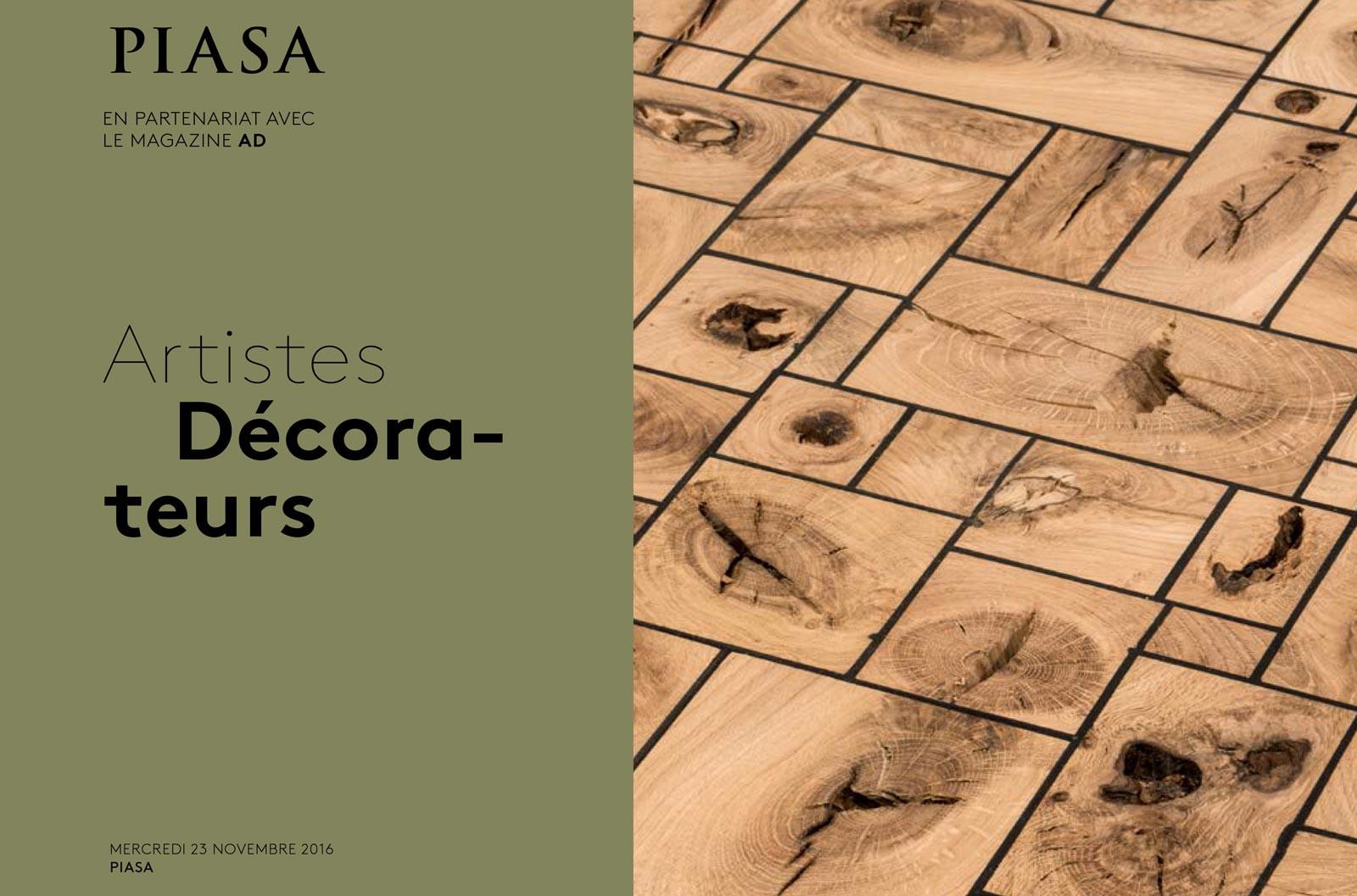 Ad + Piasa Auction in Paris